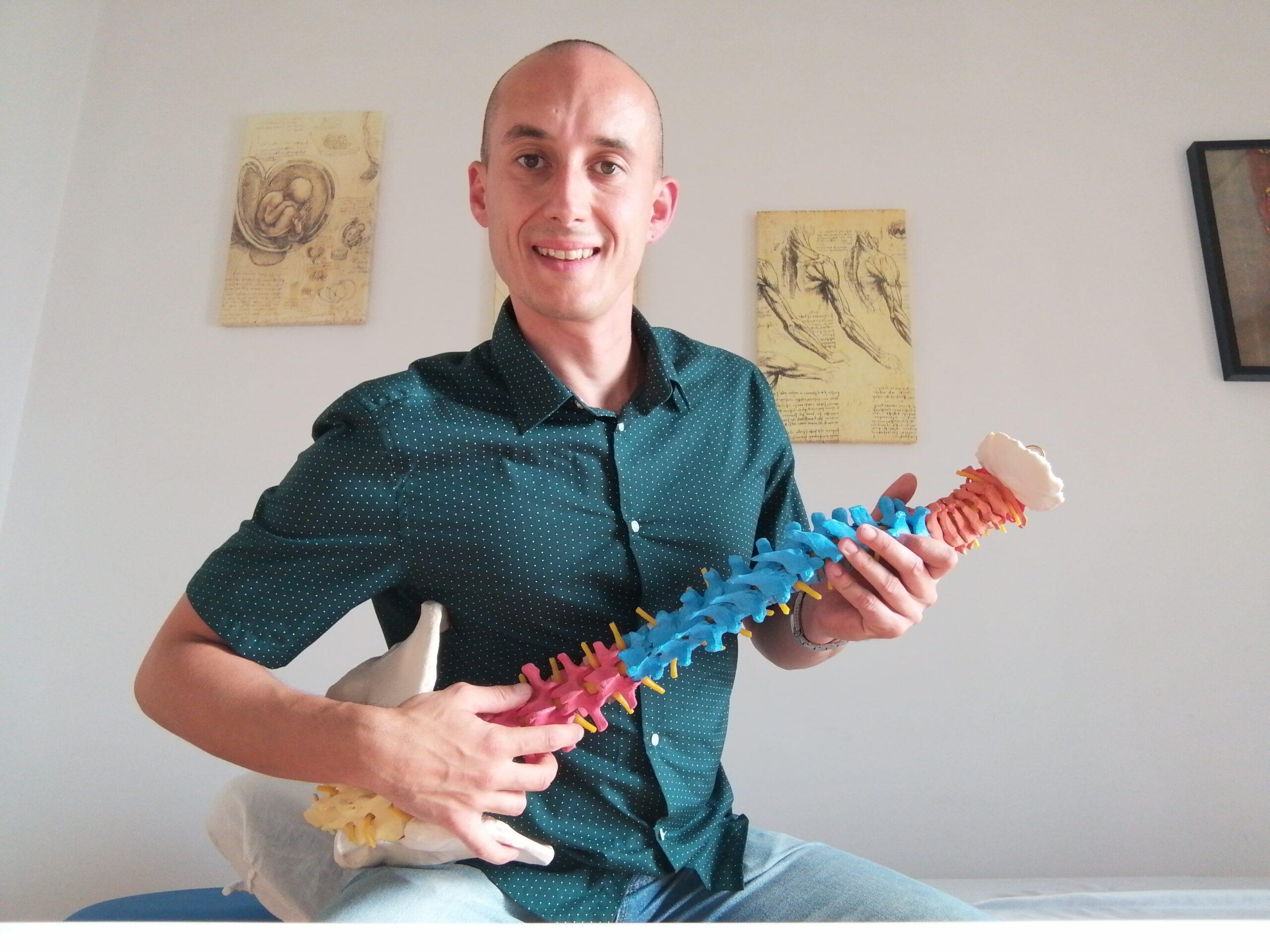 Massoterapia ed osteopatia strutturale Roma - Christian Giusti Massoterapista - Osteopatia strutturale, viscerale, terapia cranio sacrale, massoterapia sportiva